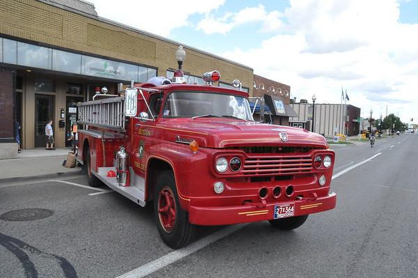 2012 Ferndale emergency vehicle show