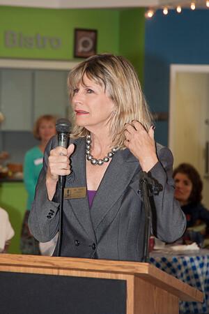 Sarasota's Mayor Susan Atwell