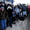 "Even with high winds and cold temperatures, a few hundred people came to the 11th annual Frozen Dead Guy Days in Nederland  Hearse Parade on Saturday.<br /> For a video and more photos, go to  <a href=""http://www.dailycamera.com"">http://www.dailycamera.com</a>.<br /> Cliff Grassmick / March 3, 2012"