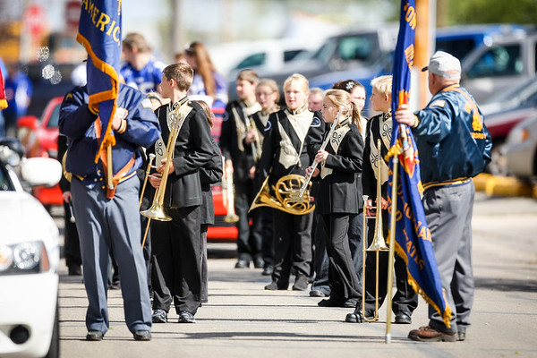 2012 H-CV Homecoming Parade