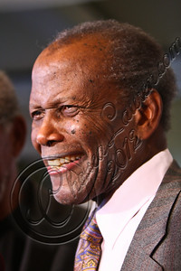 BEVERLY HILLS, CA - JUNE 06:  Actor Sidney Poitier attends the 2012 ICON Awards at Beverly Hills Hotel on June 6, 2012 in Beverly Hills, California.  (Photo by Chelsea Lauren/WireImage)