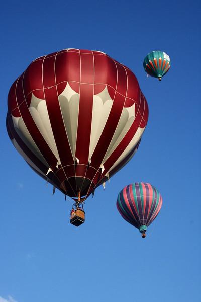2012 International Balloon Fiesta, Albuquerque, NM