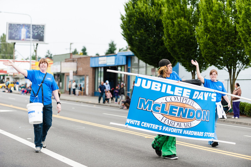 White Center Jubilee Days 2012