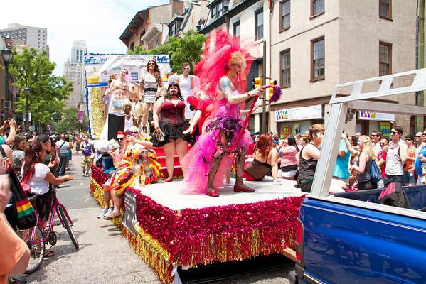 2012 LGBT PrideDay Parade