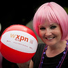 WXPN had a presence and sponsored several shows this year. (Howard Pitkow/for Newsworks)