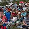 Sunday afternoon at the Philadelphia Folk Festival. (Howard Pitkow/for Newsworks)