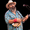 Singer Songwriter Steve Earle performing on Satuirday. (Howard Pitkow/for Newsworks)