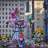 South Philly String Band Captain.  Howard Pitkow / for Newsworks