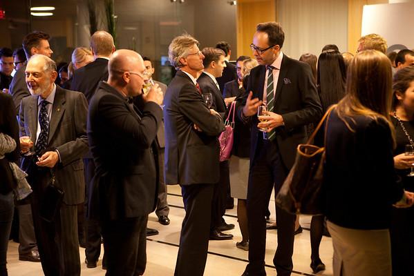 2012 Program Launch - House of Sweden: 3.1.12 (FULL Gallery)