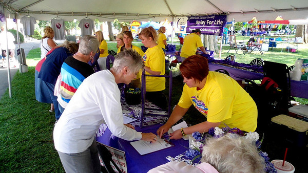 2012 Relay for Life   June 1st Maryville College