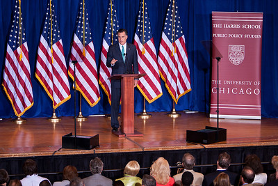 University of Chicago Policy Speech