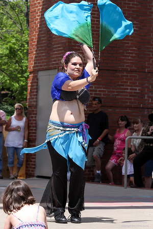 2012 Rossini Festival - Oasis Dancers
