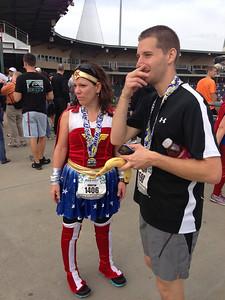 Spinx Half Marathon wiping month?