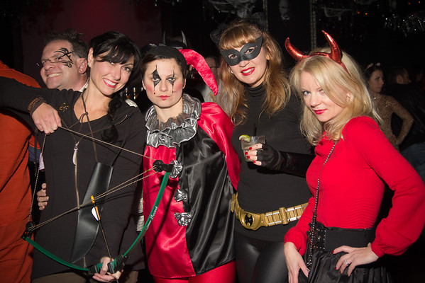 2012 Russian Halloween Party