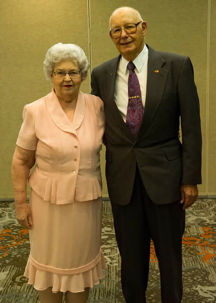 Betty and Fred Wyant