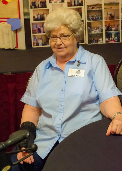 Betty Wyant