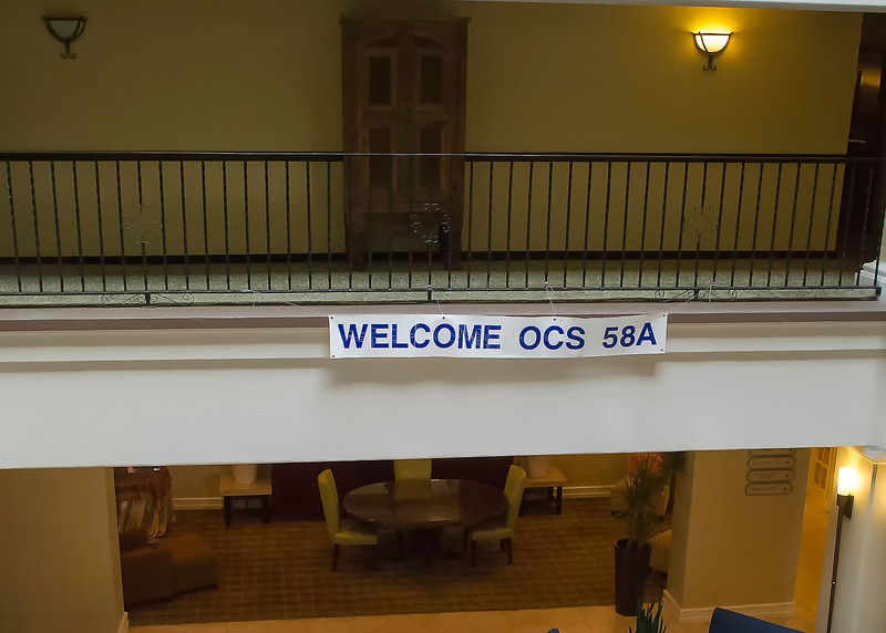 Welcome OCS 58A