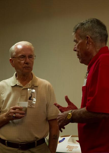 Ray Hamilton and Don Harrelson