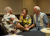 Chuck Helton, Joyce Faye Cox, Ed Johnson