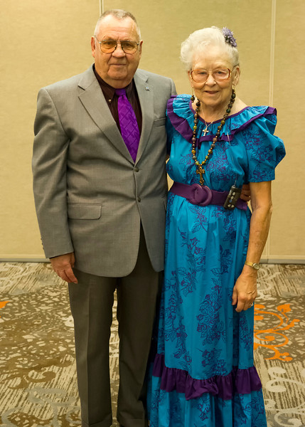 Fred and Erma Shannon