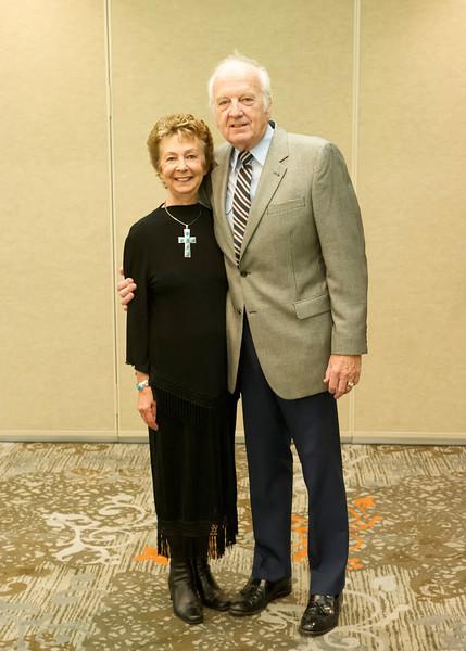 Joyce Faye Cox and Ed Johnson