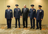 The Sergeant at Arms with the Color Guard