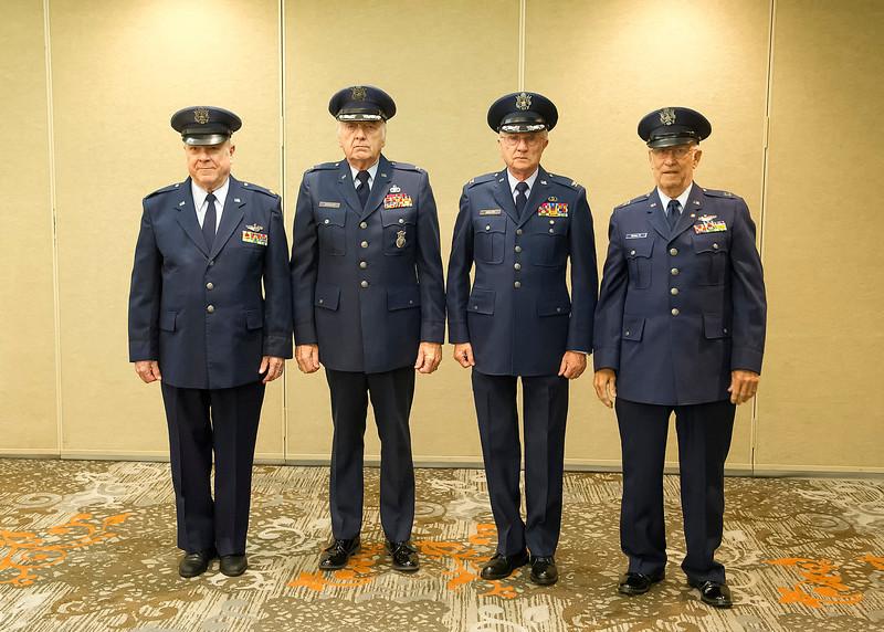 The Color Guard