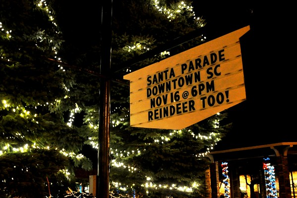 2012 Santa Parade, St. Clair, MI