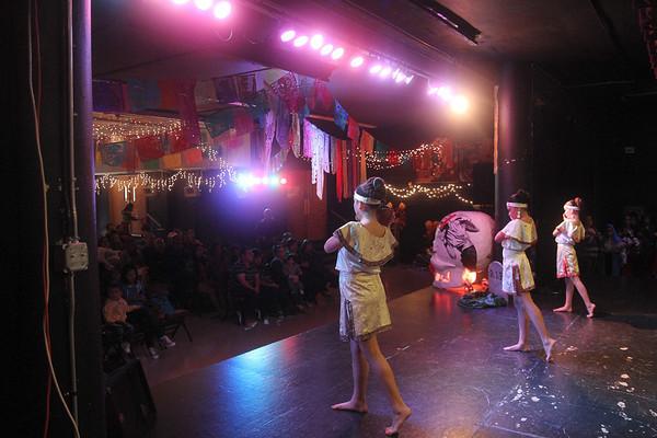 20121028 Dia de los Muertos Festival @MECA Day 3