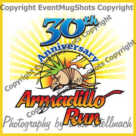 1 1 1 1 Armadillo Run Logo