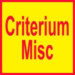 A CRIT MISC-1111