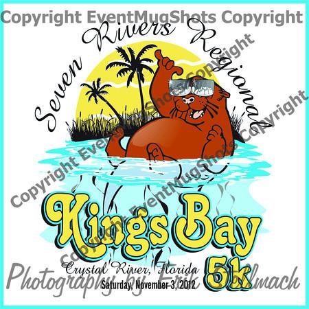 1 1 1 1 1 Kings Bay 5k