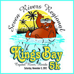 1 1 1 1 1 Kings Bay 5k
