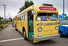 1957 GM Bus at the 2012 Steveston Salmon Festival Canada Day Parade.