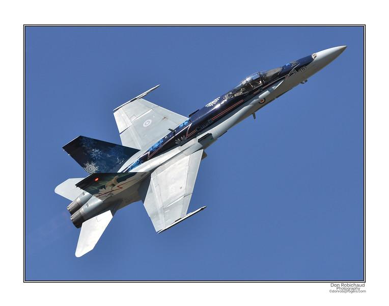 RCAF - F18 Hornetb