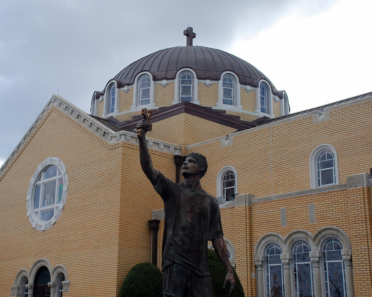 St. Nicholas Greek Orthodox Cathedral in Tarpon Springs, FL.