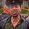 2012 Toronto Zombie Walk by David Cantatore Photography