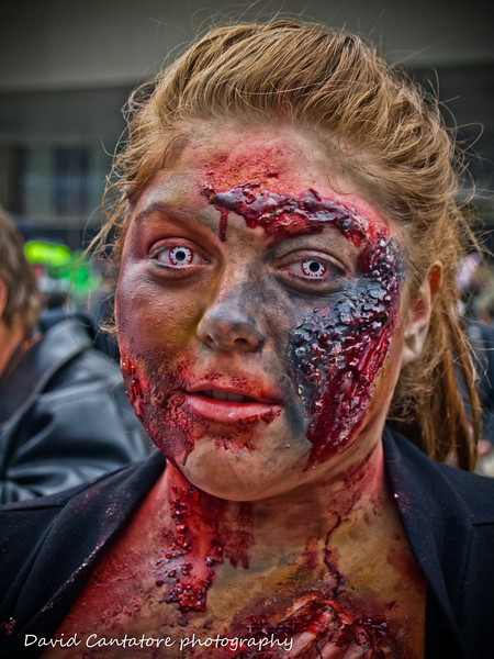 2012 Toronto Zombie Walk by David Cantatore Photography