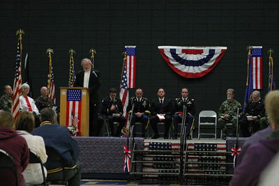 2012 Veterans Day at EVW