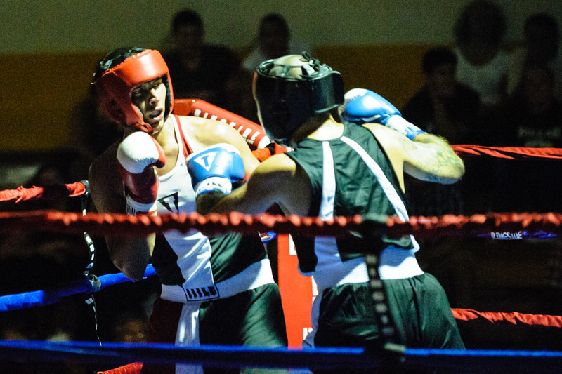 White Center PAL Boxing Show