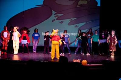 2012 Winnie the Pooh
