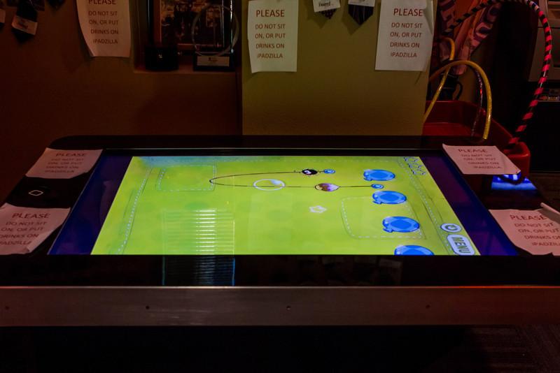 iPadzilla at Zappos