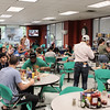 The cafeteria at Zappos