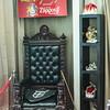 Zappos VIP Throne