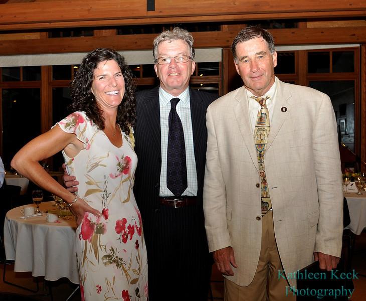 Sarah Lewin, Dan Fitts, John Mills