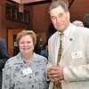 Congresswoman Janet Duprey and Paul Smith's College President, John W. Mills, Ph.D.