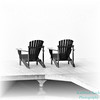 bw cattani chairs on deck