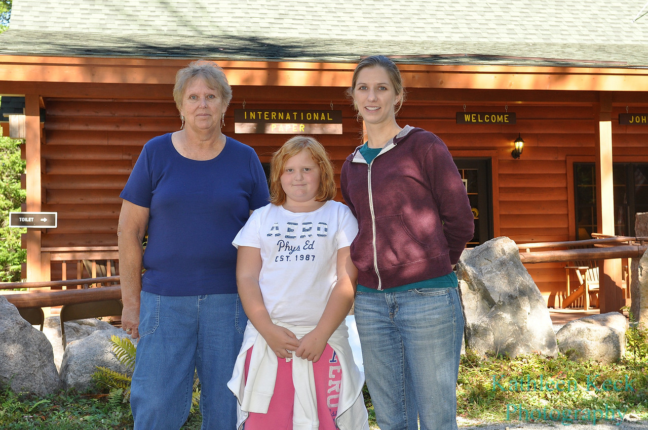 Staff from Tupper Lake Chamber of Commerce
