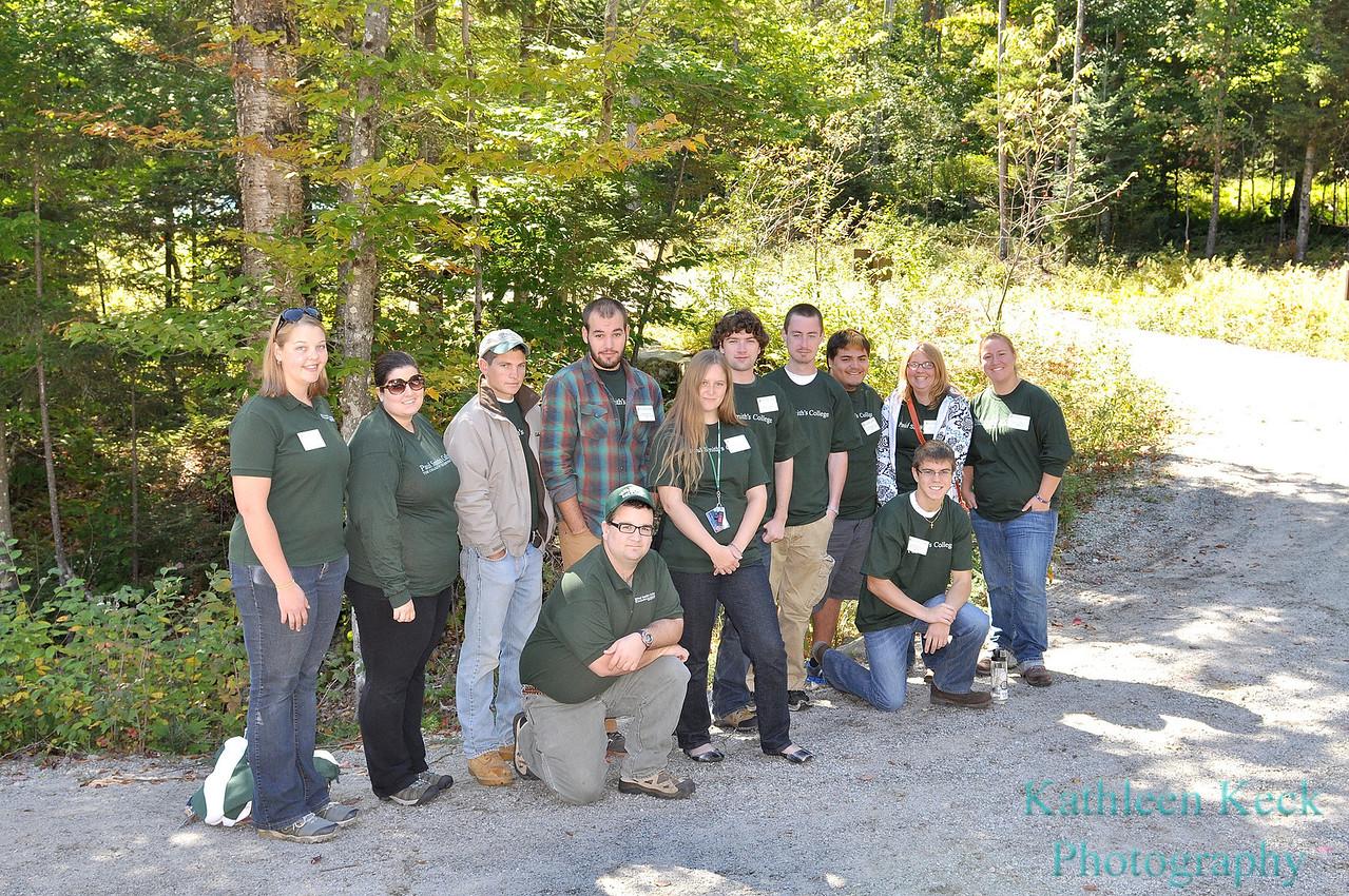 Student volunteers 2