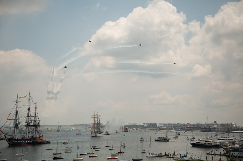 2012-07 | 4th of July USS Constitution Turnaround Blue Angels 192